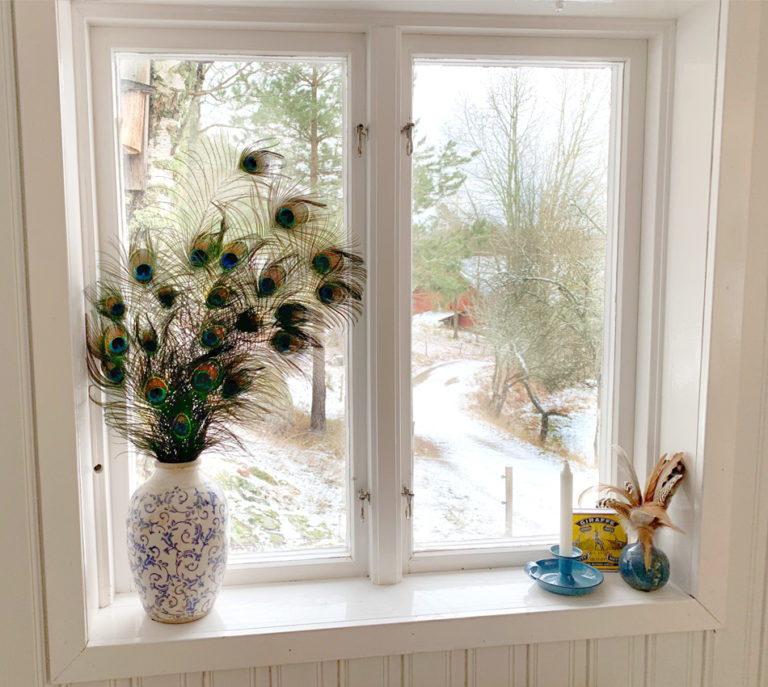 fönster mot gården